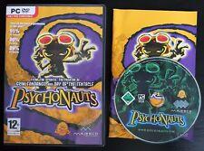 Psychonauts - PC DVD-ROM - Free, Fast P&P! - Psycho Nauts