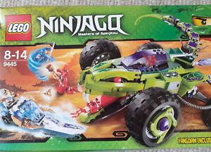 LEGO NINJAGO Schlangen-Quad (9445)