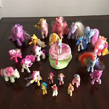 My Little Pony Hasbro Lot (24 items) good condition