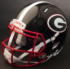 GEORGIA BULLDOGS NCAA Riddell SPEED Full Size Replica Football Helmet UGA