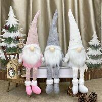 Weihnachten gesichtslose Puppe Frohe Weihnachten Dekorationen Home Weihnachten
