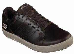Skechers Go Golf Drive 4 LX Golf Shoes 54534CHOC - 9.5 MEDIUM