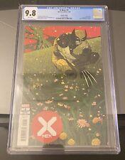 X-Men #2 1:25 CGC 9.8 Martin Incentive Variant 1st High Summoner