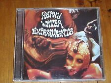 HEAVY WATER EXPERIMENTS *RARE CD  ' INTREPID SOUND RECORDINGS '  EXC