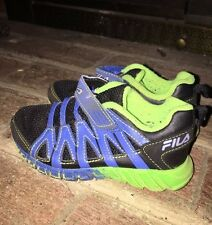 FILA Swype Radical Lite TODDLER BOYS Girls ATHLETIC TENNIS Sneakers SHOES Sz 9 ❤