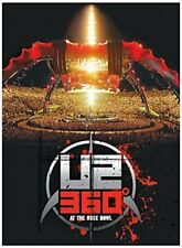 U2 360° At The Rose Bowl [Blu-ray] [2010] [DVD][Region 2]