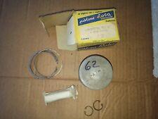 Lambretta TV 175 series 3 pistone nuovo misura 62 ml Rota