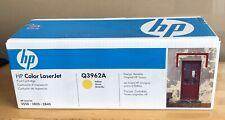 HP Color Laser Jet Q3962A Yellow Print Cartridge NIB Laser Jet 2550, 2820, 2840