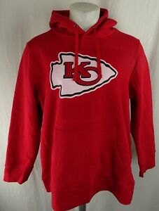 Kansas City Cheifs NFL Fanatics Men's Pullover Hoodie Available in Two Colors