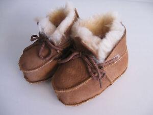 Brand New  Australian genuine 100%  Sheepskin  baby boots size-L / M / S