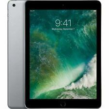 Apple iPad 5th Gen. 128GB, Wi-Fi + Cellular (Verizon), 9.7in - Space Gray
