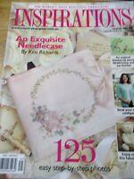 INSPIRATIONS Magazine no 49 - with full intact patterns Australian