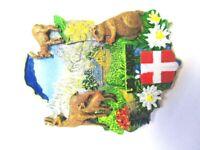 Les Savoie Magnet Souvenir Poly Frankreich Auvergne Rhone Alpen