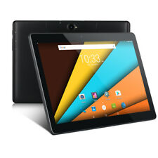 "PC TABLET 10.1"" POLLICI ANDROID 2X SIM/CAM 3G WIFI CELLULARE 16GB SMARTPHONE GPS"