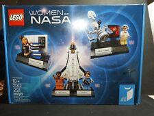 NEW LEGO Ideas Women of Nasa 21312 Building Kit 231 Piece Set - OPEN BOX
