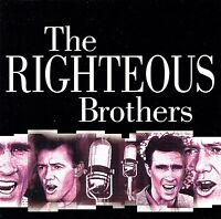 (CD) The Righteous Brothers - Unchained Melody, You're My Soul And Inspiration