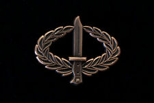 INFANTRY COMBAT BADGE ICB (Miniature) Highest Quality Die Struck Reproduction