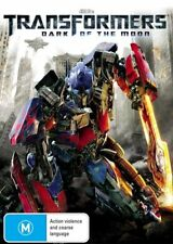 Transformers - Dark Of The Moon (DVD, 2011) R4 Brand New Sealed Free Shipping
