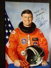 MICHAEL+COATS+Authentic+Hand+Signed+Autograph+4X6+Photo+NASA+ASTRONAUT