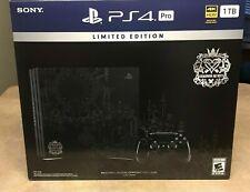 Kingdom Hearts 3 III PS4 PRO 1TB Limited Edition Console Bundle (Playstation 4)