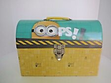 Minions Oops Kids Train Case Storage Chest Organizer for Travel or Play