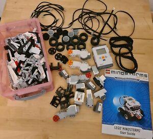 Lego Mindstorms NXT set parts & pieces collection bundle lot