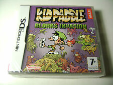 Kid Paddle: Blorks Invasion - Nintendo DS - Brand New Factory Sealed PAL Format