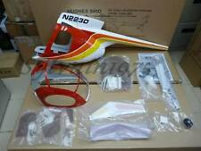 FUNKEY Hughes 500D scale fuselage for 700 ( .90 ) size