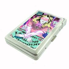 Ouija Board 02 Cigarette Case w/ lighter Blindfold Girl Spirit Afterlife Occult