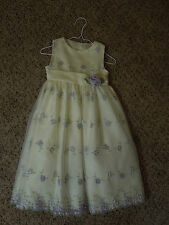 Child Size 4/4T Flower Girl Dress