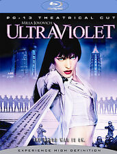 """NEW AND SEALED """"Ultraviolet"""" Theatrical Cut (Blu-ray Disc)"""