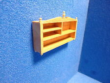 1/24 scale Dolls House Furniture  Wall Shelving   24DHD99724B