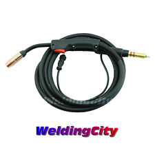 Miller MIG Welding Gun Torch Stinger 200A 12' Replacement M-200 M-25/M-40 248282