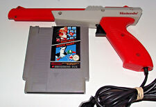 NES Zapper and Super Mario Bros / Duck Hunt Nintendo NES PAL