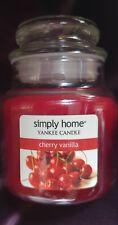 Yankee candle CHERRY VANILLA 104g