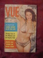 VUE magazine September 1957 Vivian Maledy Dianne Darin Bettye Cushman