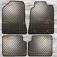 TOYOTA COROLLA 2005 COLOUR COLLECTION TAILORED 3MM RUBBER HEAVY DUTY  FLOOR MATS