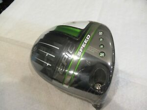 BRAND NEW HEAD ONLY CALLAWAY EPIC SPEED DRIVER HEAD 10.5*  W HC FREE SHIPPING