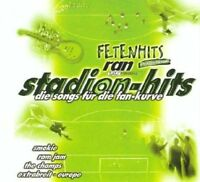 Fetenhits-Ran präsentiert Stadion-Hits Smokie, Dexy's Midnight Runners, D.. [CD]