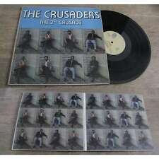 THE CRUSADERS - The 2nd Crusade Double LP ORG French Soul Jazz NM 1972
