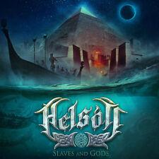 HELSOTT - Slaves and Gods CD (new, unopened) Pagan Metal/Folk Metal/Death Metal