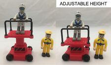 Rokenbok Conveyor Company Start Set Adjustable Red Lift Carts Accessories Rail