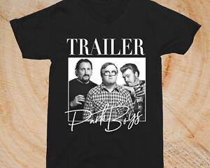 L27042437 Trailer Park Boys Tv Series 90s Crewneck Vintage Shirt