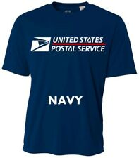 USPS Dri-fit Moisture Control Cooling T-Shirt Great Quality Shirt & Logo