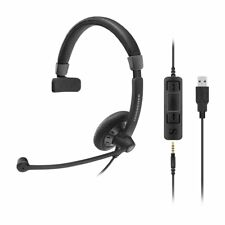Sennheiser SC 45 USB  ctrl Headset  NEU !!!!!