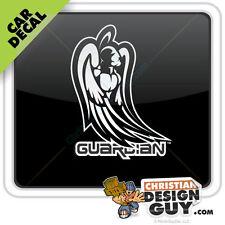 Angel Car Decal Window Sticker Christian Gift for Religious church Jesus God NEW