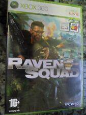 Raven Squad Xbox 360 Live Nuevo Acción aventura PAL España Playable in english: