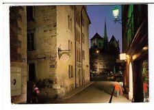 Postcard:Le Bourg de Four et La Cathedrale de Saint- Pierre, Geneva, Switzerland
