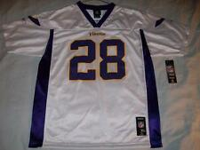 NFL Youth Adrian Peterson #28 Minnesota Vikings FB Jersey White XL 18/20