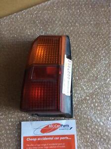 Holden Camira JB SL Tail Light Left 1984